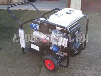 Бензиновые электрогенераторы для дачи